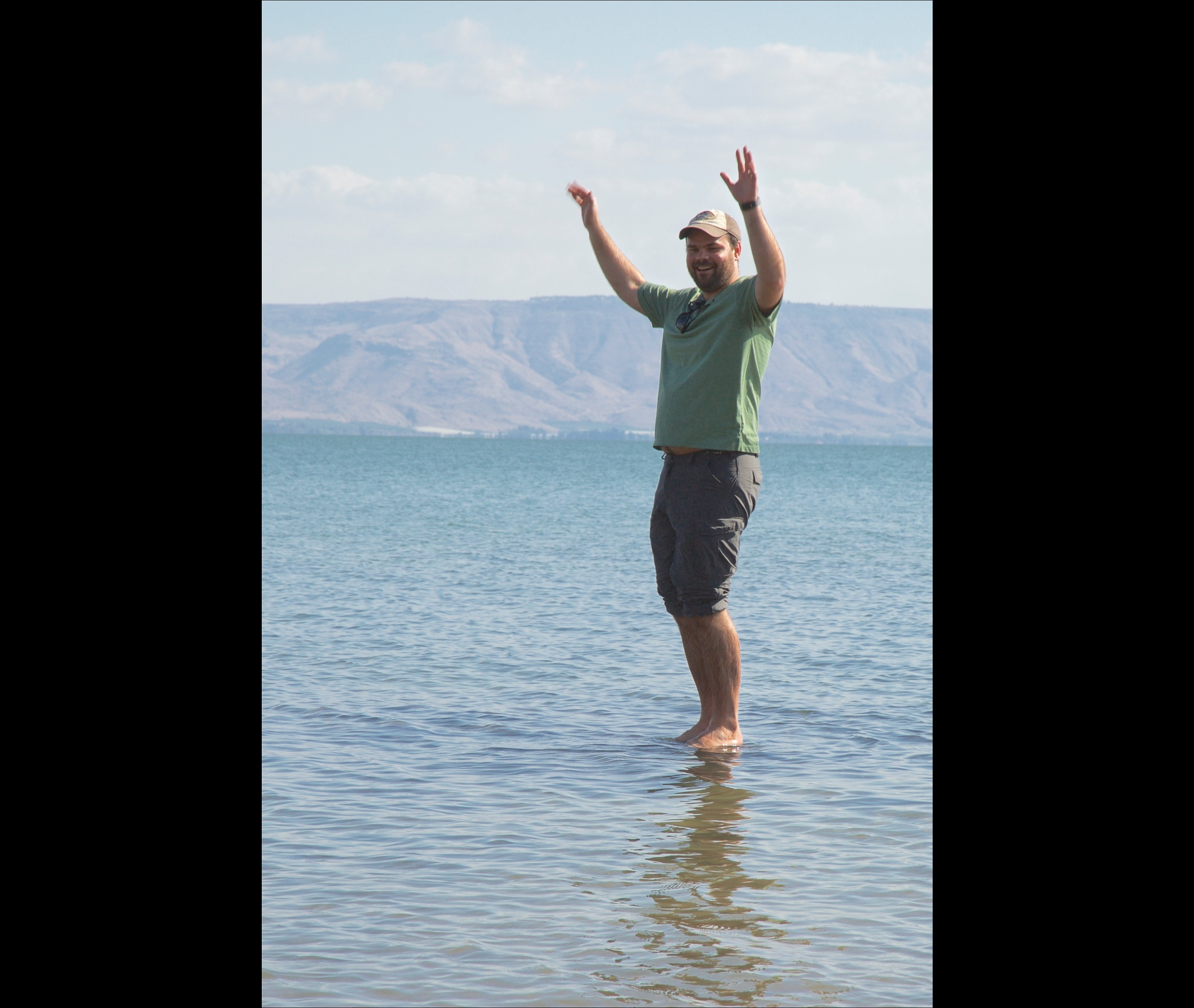 Sea of Galilee (at Church of the Primacy of St. Peter) 56552