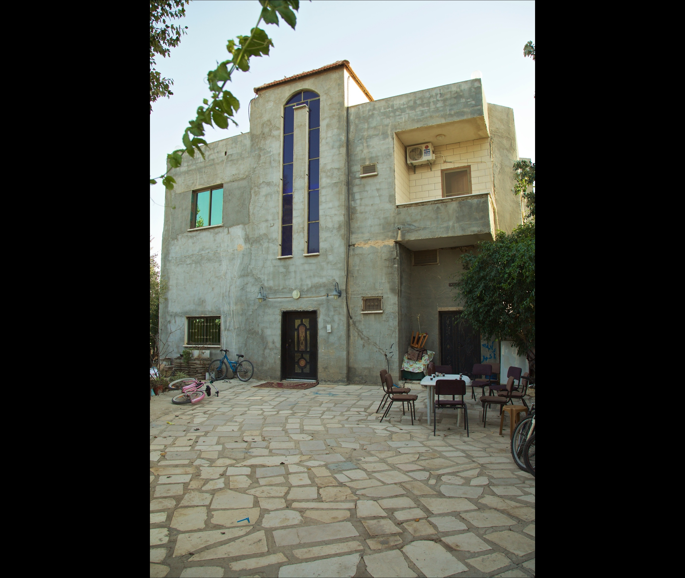 homestay with Remah Abbas and her husband Ahmid. Burkin, Palestine. 56643