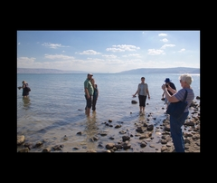 Sea of Galilee (at Church of the Primacy of St. Peter) 56546