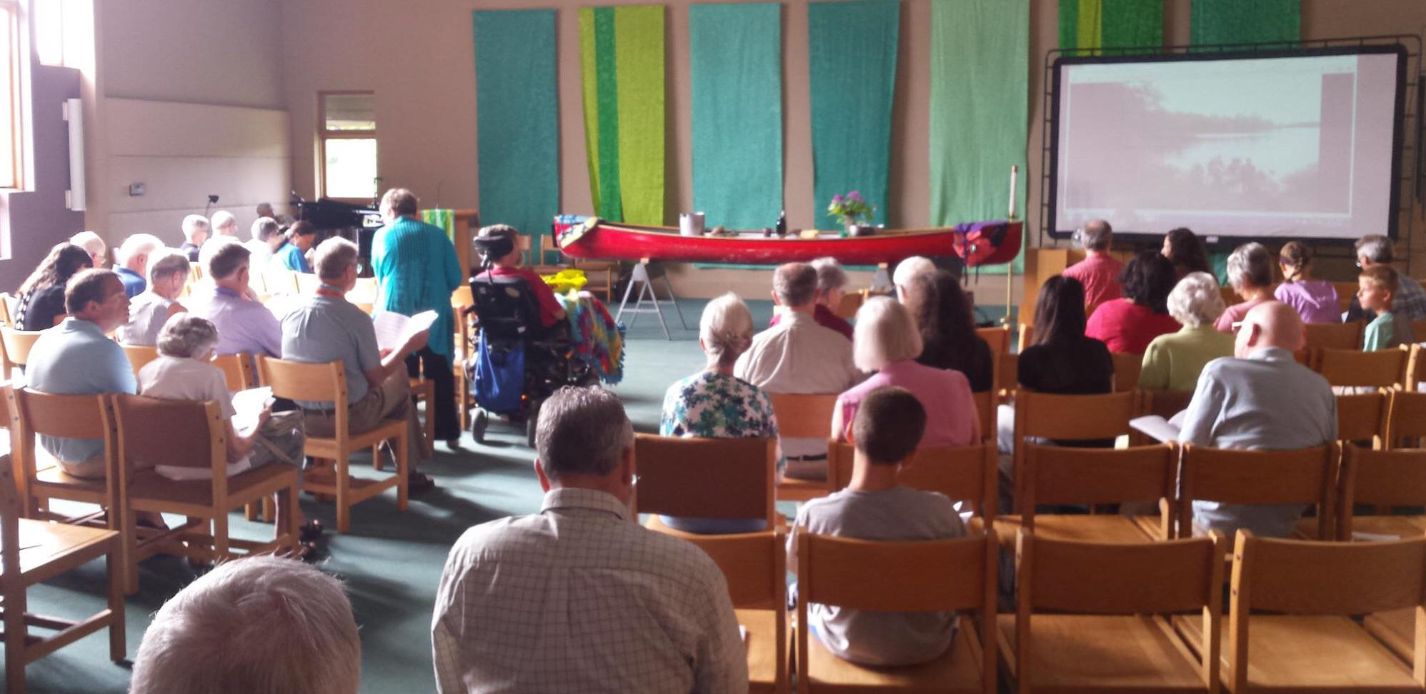 Worship at Advent Lutheran
