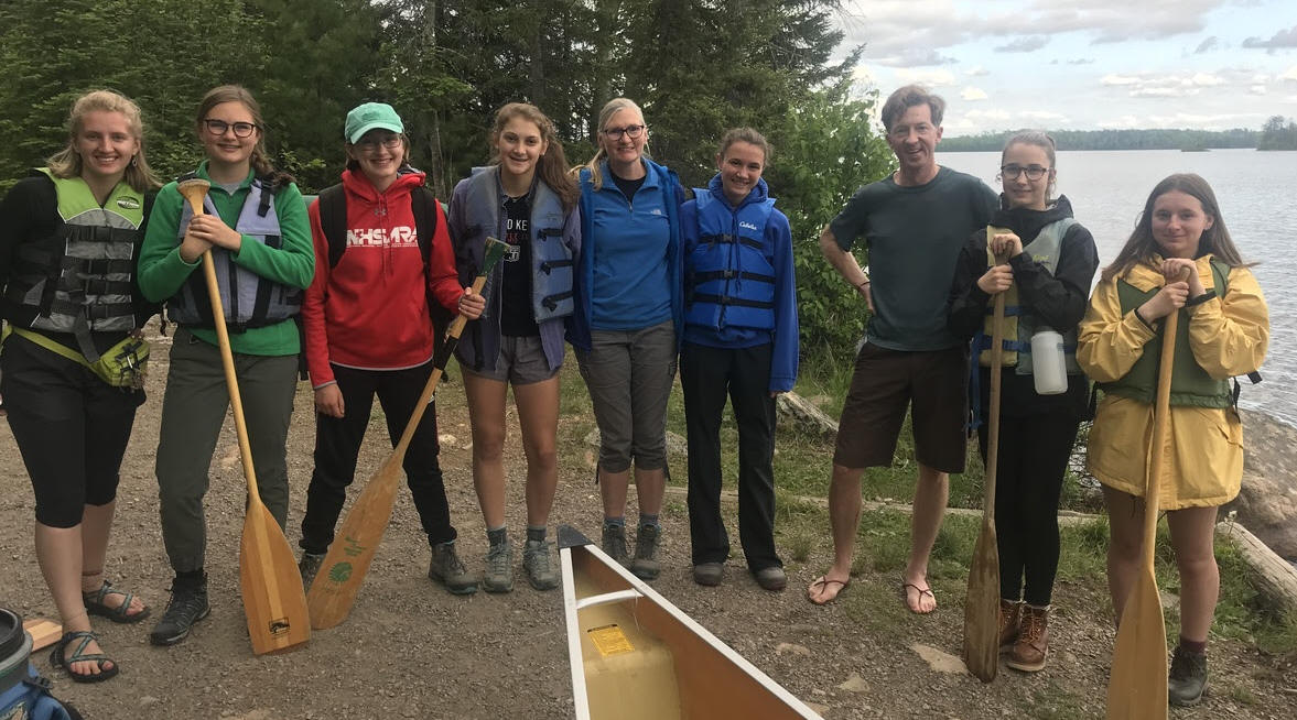 Boundary Waters Trip 2019